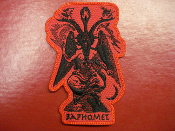 BAPHOMET ...(black metal)   B027*