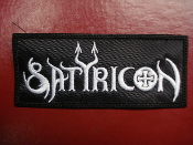 SATYRICON ...(black metal)    188**