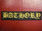 BATHORY ...( black metal)   923