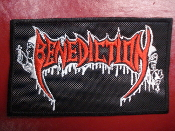 BENEDICTION ...(death thrash)   569