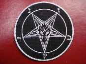 BAPHOMET ,,(black metal)    197*