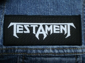 TESTAMENT ...(thrash metal)   (1028)