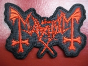 MAYHEM... (black  metal)   6661**