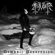 TSJUDER  (norway)-  Demonic Possession  (Colored LP) red clear