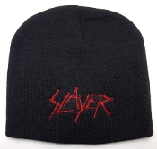 SLAYER ...(thrash metal) Beanie Hat Cap band Logo  005