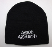AMON AMARTH ...(death metal) Beanie Hat Cap band Logo  008