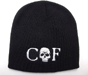 CRADLE OF FILTH ...(symphony black) Beanie Hat Cap band Logo 010