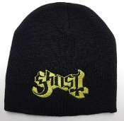 GHOST ...(heavy metal) Beanie Hat Cap band Logo  012
