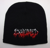 EXHUMED ...(death thrash) Beanie Hat Cap band Logo  014