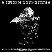 SATANIC WARMASTER  (finland)-  We Are the Worms   (2-LP) 180 gr