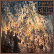 INQUISITION  (U.S.A)- magnificent glorification of lucife (2-LP)