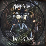 MIDNIGHT  (U.S.A)-  Rip This Boot  (PICTURE DISC)