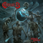 ENTRAILS  (Sweden)-  World Inferno (LP) Clear Sky Blue Vinyl