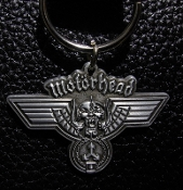 MOTORHEAD ...(heavy metal) Official Keychain (Hammered) 13