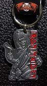 IRON MAIDEN ...(nwobhm) Official Keychain (Killers) 15