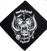 MOTORHEAD ...(nwobhm) Official Screen printed Bandana 01