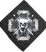 ENSIFERUM ...(death metal) Official Screen printed Bandana 08