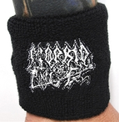 MORBID ANGEL ...(black death) Official Embroidered Wristband 04