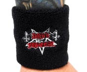 DARK FUNERAL ...(black metal) Official Embroidered Wristband 08