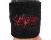SLAYER ...(thrash metal) Official Embroidered Wristband 09