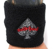 MOTORHEAD ...(nwobhm) Official Embroidered Wristband 11