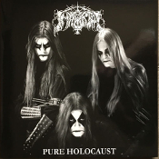 IMMORTAL (norway)-  Pure Holocaust (Black Transparent LP)