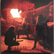 IMMORTAL (norway)- Diabolical Fullmoon Mysticism (Red LP)