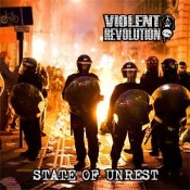 VIOLENT REVOLUTION  (USA) - State of Unrest 01