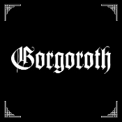GORGOROTH  (norway) -Pentagram   (02) GERMAN IMPORT