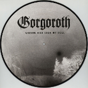 GORGOROTH  (norway) - Under the... (Picture Disc) GERMAN IMPORT