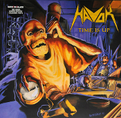 HAVOK (USA) - Time Is Up (Colored LP) Limited Edition
