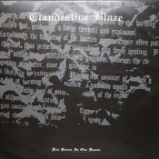 CLANDESTINE BLAZE   (Finland)  Fire Burns In Our Hearts  LP  06