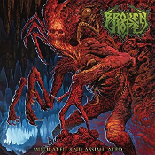 BROKEN HOPE (usa) - Mutilated and Assimilated (Blue LP)