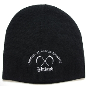 "CHILDREN OF BODOM ...(black heavy) Beanie Hat Cap ""Hatecrew"" 041"