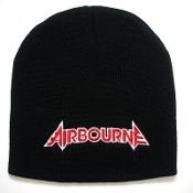AIRBOURNE ...(hard rock) Beanie Hat Cap Logo 042