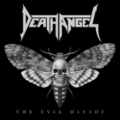 DEATH ANGEL (USA) - The Evil Divide (2LP) Blue Vinyl Etched