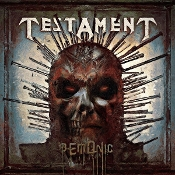 TESTAMENT (USA) - Demonic (LP) White Vinyl Limited Edition