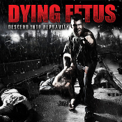 DYING FETUS (USA) - Descend Into Depravity (LP) Black Vinyl