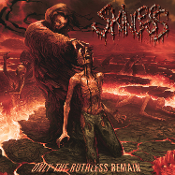 SKINLESS (US)- Only the Ruthless Remain (LP)Limited Edition Lava