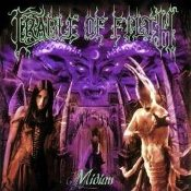 CRADLE OF FILTH (uk)- midian  (0043)