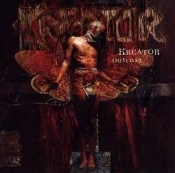 KREATOR ...(germany) - Outcast