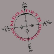 MEGADETH  (usa) - Cryptic Writings   (0091)