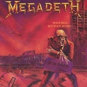 MEGADETH (usa)  - Peace Sells... But Who's Buying ?   (0089)