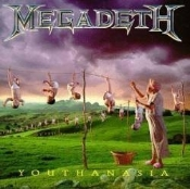 MEGADETH - (usa) -Youthanasia   (0086)