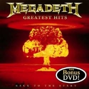 MEGADETH  (usa)  - Back To The Start - Greatest Hits   (0093)