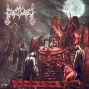 MOONBLOOD (germany)- split Deathspell Omega