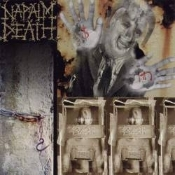 NAPALM DEATH  (uk) enemy of the music business