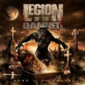 LEGION OF THE DAMNED   (netherlands) -sons of the jackal   0079