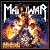 MANOWAR   (usa) -hell on stage live  (0121)
