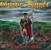 GRAVE DIGGER (germany)-  tunes of war  (digi)   (0023)
